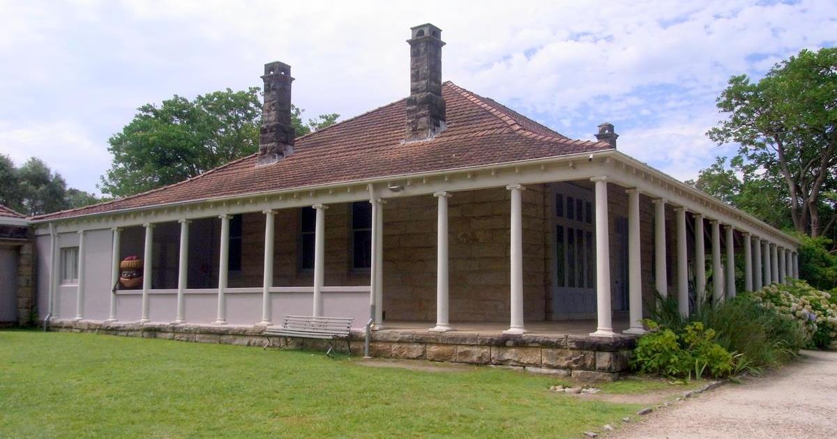Norman Lindsay House
