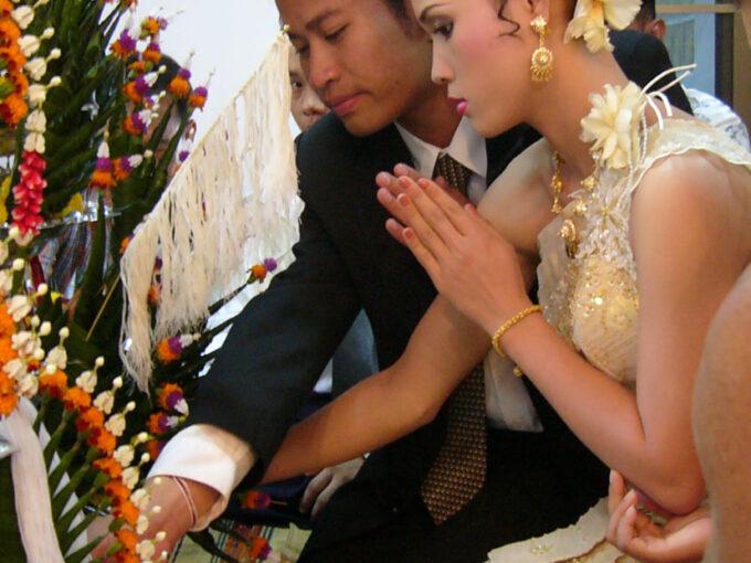 A 'Buddhist' Ceremony