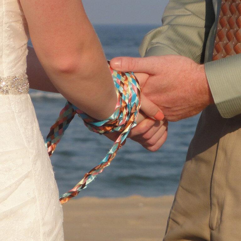 handfasting using a braided cord 2012 768x1024