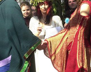 Polytheistic Ceremony