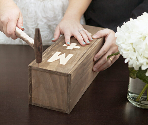 The Wine and the Wooden Box