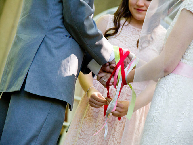 Handfasting Ceremony