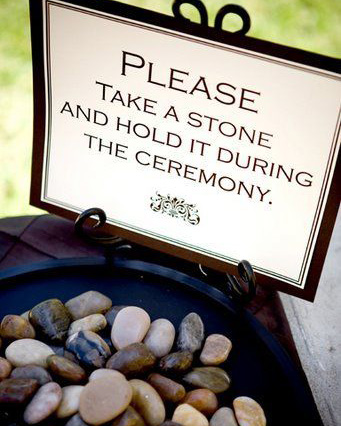 Blessing Stones or Shells