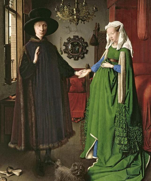 the arnolfini marriage jan van eyck1