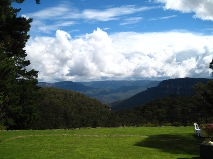Wedding in the Blue Mountains