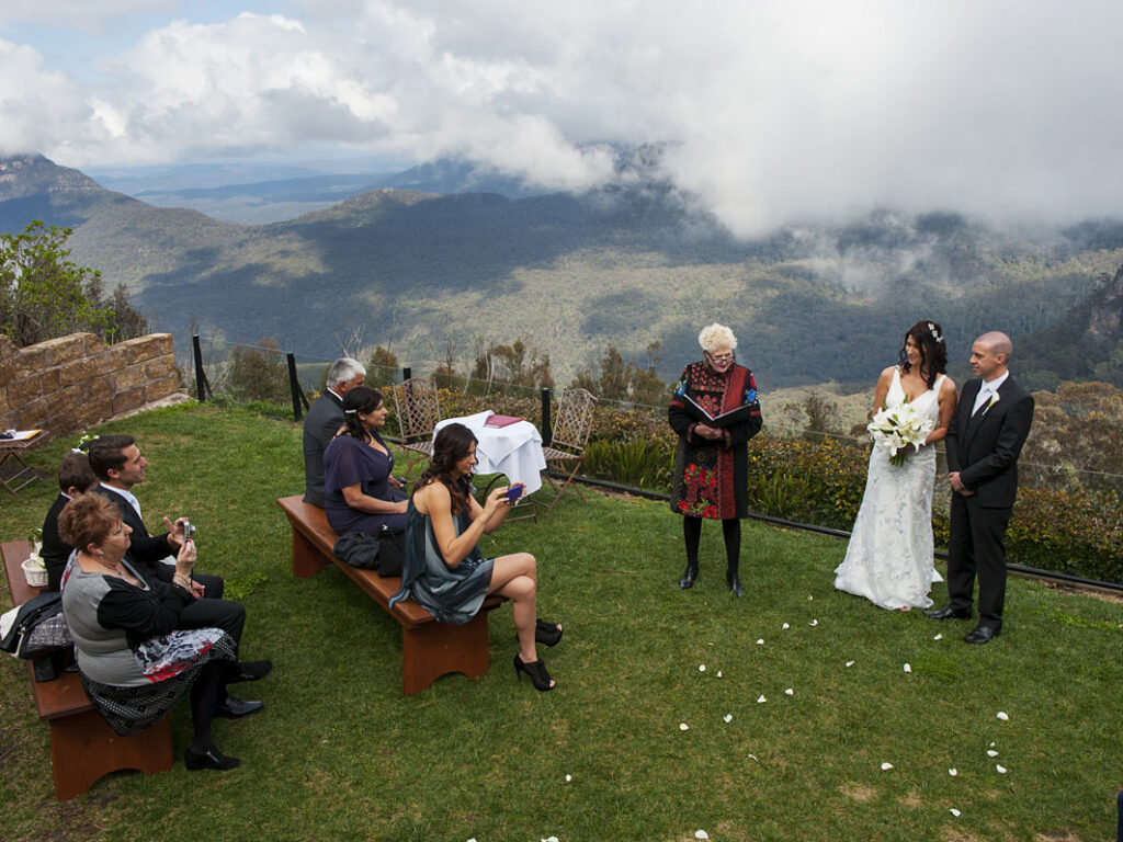 marriage in mist