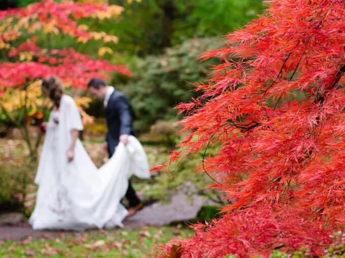 Autumn and Easter Weddings