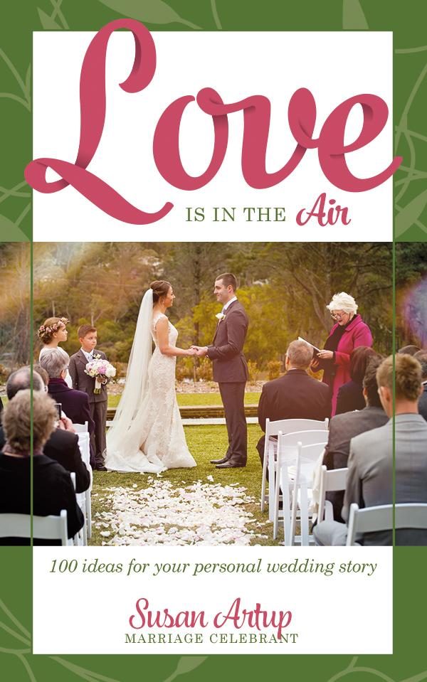 Love is in the Air book cover