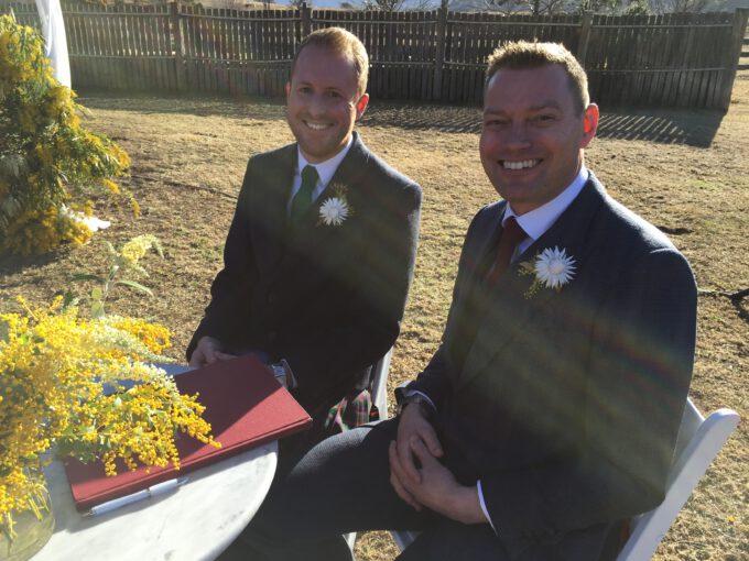 Wedding Celebrant Penrith