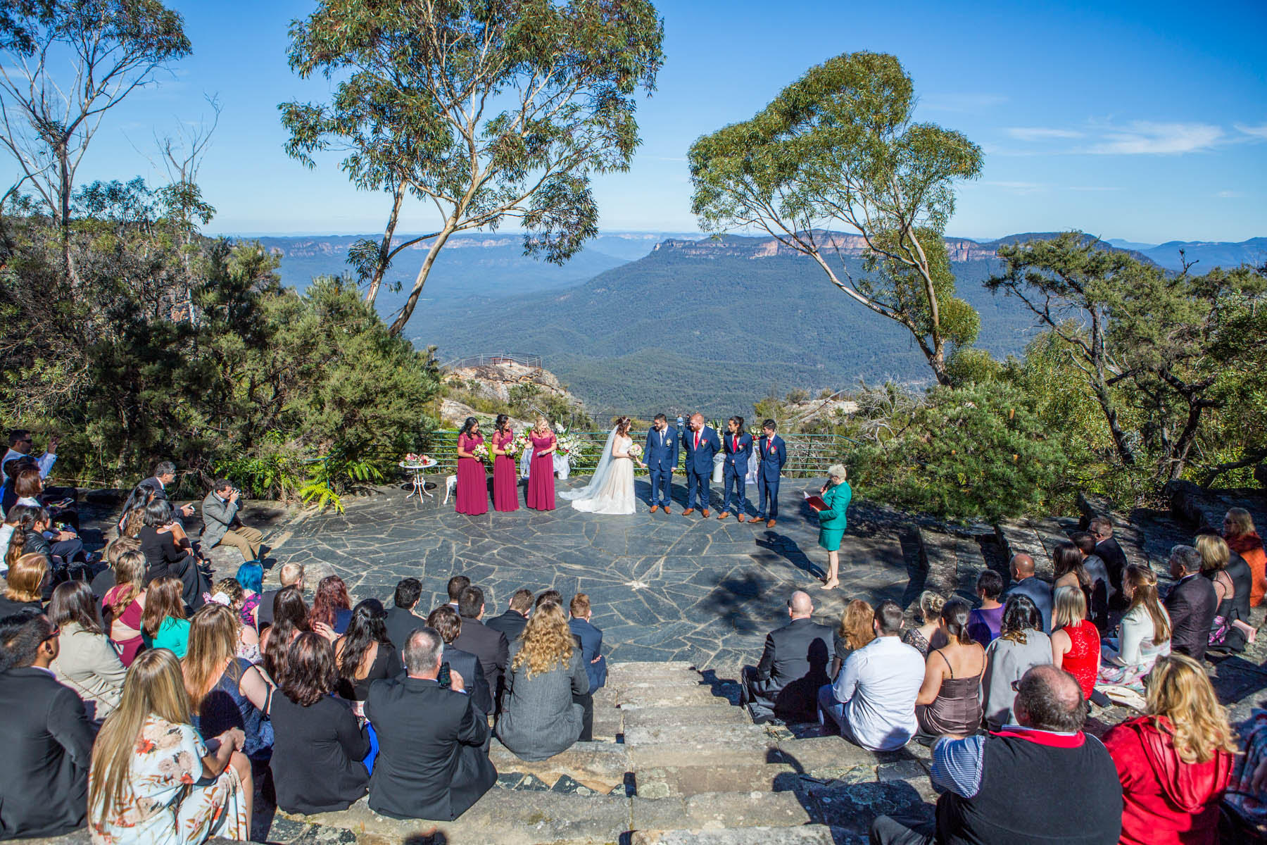 Susan Artup, Marriage Celebrant from the Blue Mountains