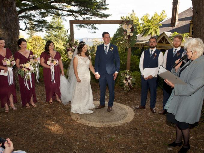 Experienced Wedding Celebrant