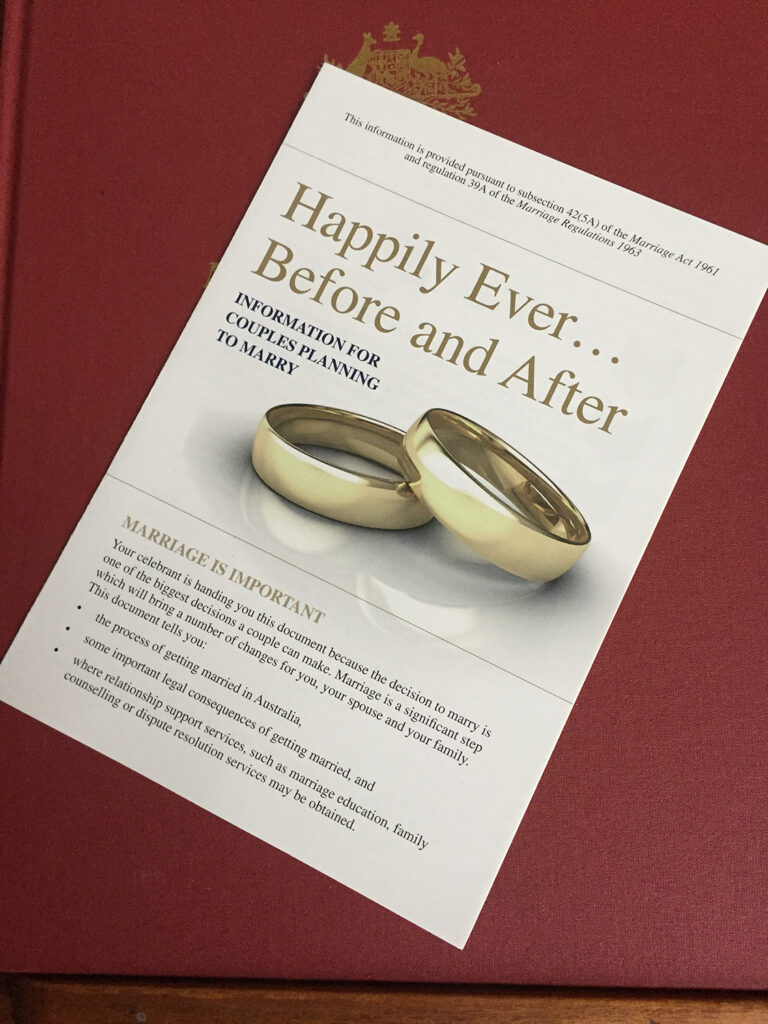 Happily Ever... Before And After