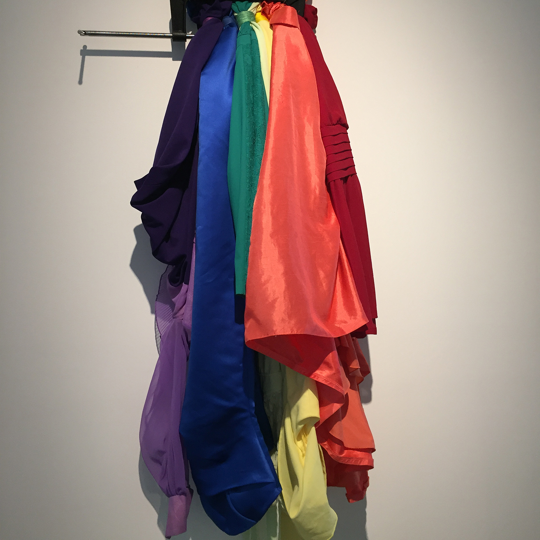 rainbow kerchiefs